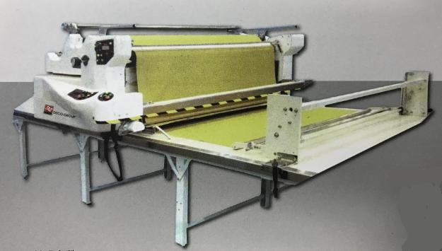 针织自动铺布机