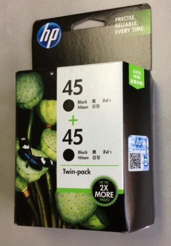 惠普原装正品墨盒HP 51645A